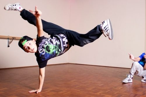 Streetdance,breakdance